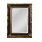 Colebrook Mirror - Walnut / Ebony /