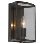 Gemini Wall Light - Heritage Bronze /