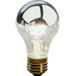 Anemone Replacement Bulb - Chrome / Clear