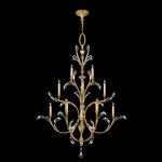 Beveled Arcs 767 Chandelier