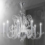 6015/K 6 Light Chandelier
