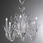 6016/K 6-Light Chandelier