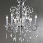 6018/K 6-Light Chandelier