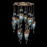 Scheherazade 6 Light Multi Pendant