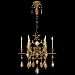 Encased Gems 640 Chandelier