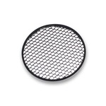 Hex Cell Louver 3.75 Inch - Black /