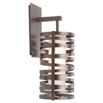 Tempest Bent Arm Wall Sconce