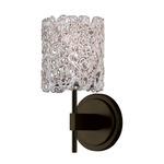 Spaga Wall Sconce - Discontinued Model - Bronze / Silver