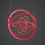 Copernico 500 Suspension - Aluminum / Red