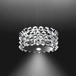 Collier LED Pendant - Polished Aluminum / Transparent