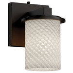 Dakota 8771 Flat Rim Wall Sconce