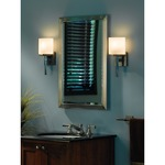 Beacon Hall Glass Shade Wall Light -  /