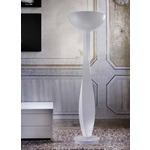 Botero LED Floor Lamp - White /