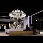 Eva Two Tier Chandelier