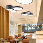 Aros Flush Mount Ceiling Fluorescent