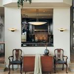 Oval Impressions Wall Light -