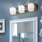 Impressions 3 Light Bathroom Vanity Light -  /