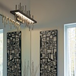 Cityscape Wall Light by Hubbardton Forge