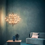 2097 Chandelier by Flos Lighting