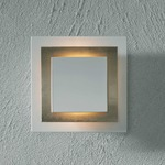 Pages Wall or Ceiling Lamp - Silver Leaf /