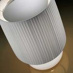 Onne Table Lamp - White/ White Ribbon /