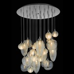 Cosmos 28 Light Pendant