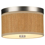Cassandra 10 Ceiling Flush Mount