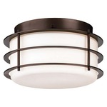 Hollywood Hills Outdoor Ceiling Flush Mount