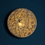 Telchisugio Gio Oro Wall / Ceiling Mount - Aluminum / Gold Metallic