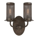Nouvel Wall Sconce - Galaxy Bronze