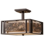 Quarry Ceiling Semi Flush Mount