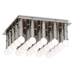 Meurice Ceiling Light - Polished Nickel