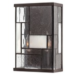 Mondrian Frosted Wall Sconce