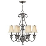 Plantation Shades Chandelier