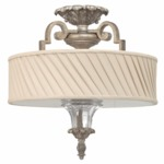 Kingsley Semi Flush Mount