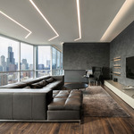 TruLine 1.6A Plaster-In LED System 5W 95CRI