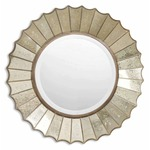 Amberlyn Mirror - Antique Gold Leaf/ Antique Glass / Mirror