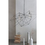 Maquette Double Chandelier - Iron /