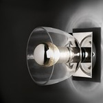 Serena Wall Sconce/Ceiling Semi-Flush Mount