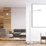 Dessau Turbo Arch Wall Light -