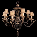 Villa 1919 8-Light Chandelier