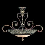 Stile Bellagio Ceiling Semi-Flush Mount