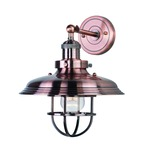 Mini Hi-Bay 25071 Wall Sconce