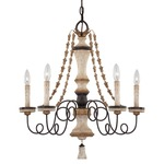 Accents Provence Chandelier
