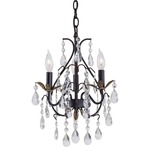 Bellasera 3122 Mini Chandelier