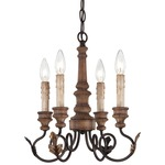 Preston Ridge Chandelier