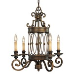 Atterbury 4-Light Chandelier