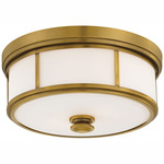 Harbour Point Flush Mount