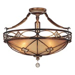 Aston Court 6757 Ceiling Semi-Flush Mount