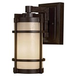 Andrita Court Outdoor Wall Sconce